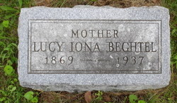 Lucy Iona <I>Halley</I> Beghtel