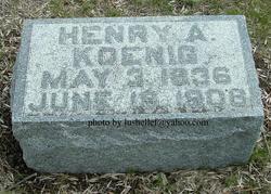 Henry Arnold Koenig