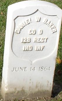 Daniel W Baker