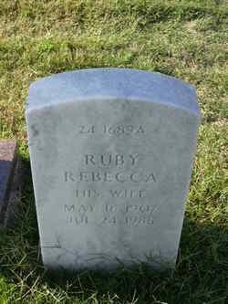 Ruby Rebecca Bishop