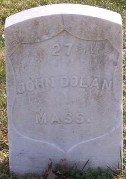 Pvt John Dolan