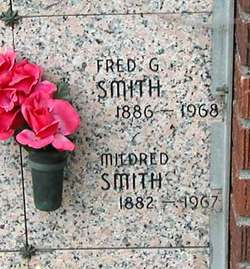 Fred G Smith