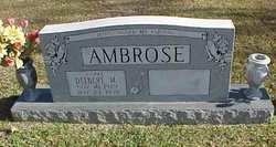 "Delbert Marcell ""Corkey"" Ambrose"