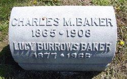 Lucy Isabelle <I>Burrows</I> Baker