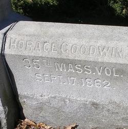Pvt Horace Goodwin