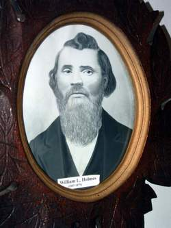 William Livingston Holmes