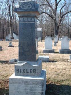 Elizabeth <I>Botkin</I> Bixler