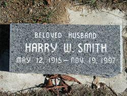 Harry W Smith