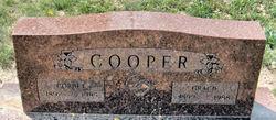 Gracie <I>Lewis</I> Cooper