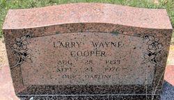 Larry Wayne Cooper