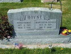 Peter Thomas Hoyne