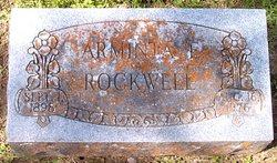 Arminta E. <I>Lowrance</I> Rockwell
