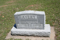 Nettie <I>King</I> Avery