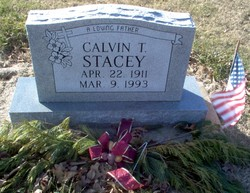 Calvin T Stacey