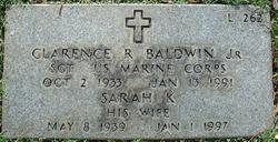 Clarence R Baldwin, Jr