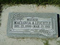 Maclovia <I>Alire</I> Leichtle