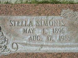 Stella May <I>Derrick</I> Simonis