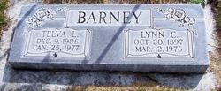 Telva <I>Leonard</I> Barney