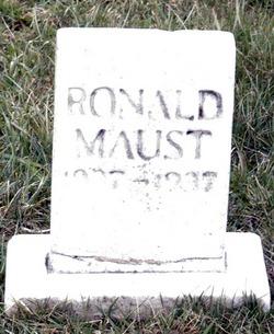 Ronald Maust