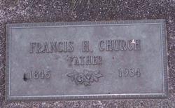 Francis H Church