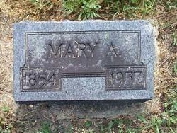 Mary Ann <I>McKinney</I> Schisler