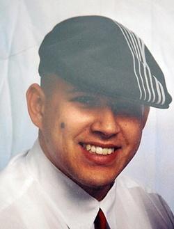 Sgt Mario Kawika De Leon