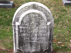 William Acuff