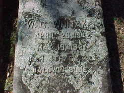 William G. Whitaker