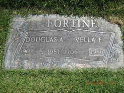 Douglas A Fortine