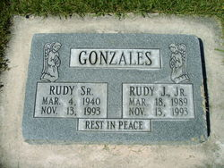 Rudy Jonathon Gonzales, Jr