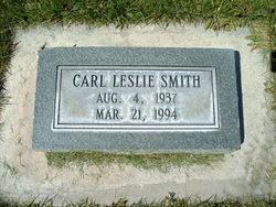 Carl Leslie Smith