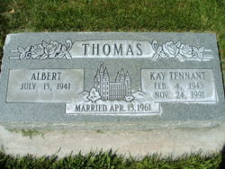 Kay L. <I>Tennant</I> Thomas