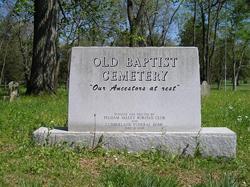 Old Baptist Graveyard