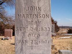 John Martinson
