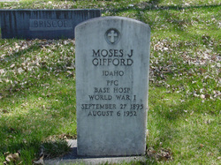 Moses J. Gifford