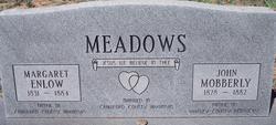 Margaret <I>Enlow</I> Meadows