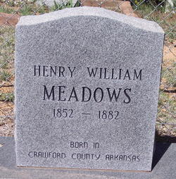 Henry William Meadows