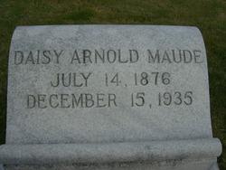 Daisy <I>Arnold</I> Maude