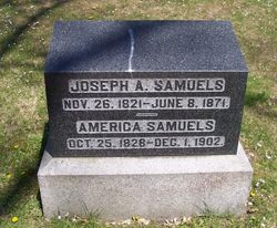America <I>Jackson</I> Samuels