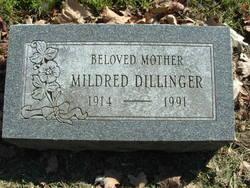 Mildred <I>Yerks</I> Dillinger