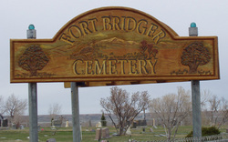 Fort Bridger Cemetery