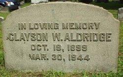 Clayson W. Aldridge