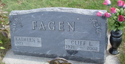 Clifford L Fagen, Sr