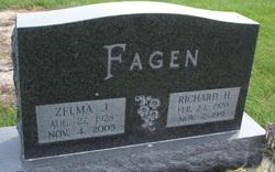 Zelma J Fagen