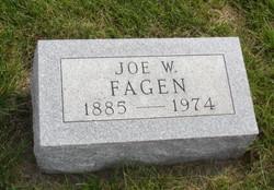 Joe W Fagen