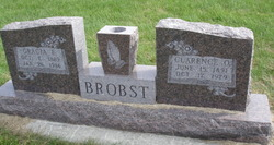 Clarence O Brobst