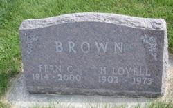 Fern C Brown