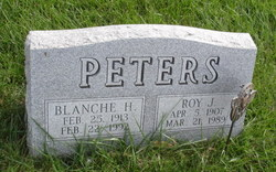 Blanche H Peters