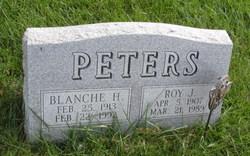 Roy J Peters