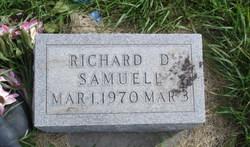 Richard D Samuell